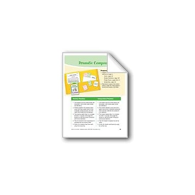 Evan-Moor Educational Publishers Dramatic Compounds (Compound Words) Reading & Writing Workbook, Grade 5 - Grade 6 [eBook]