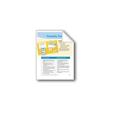 Evan-Moor Educational Publishers Geometry Terms Reading & Writing Workbook, Grade 5 - Grade 6 [eBook]