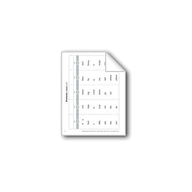 Evan-Moor Educational Publishers Pretests: High-Frequency Words, Level A Language Arts Workbook, Kindergarten - Grade 1 [eBook]