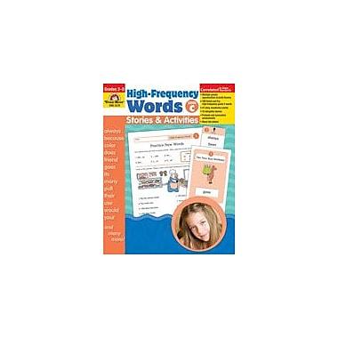 Evan-Moor Educational Publishers High-Frequency Words: Stories and Activities, Level C Workbook [Enhanced eBook]