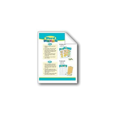 Evan-Moor Educational Publishers Word Match (High-Frequency Words: Center Games, Level B) Workbook [eBook]