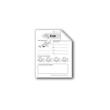 Evan-Moor Educational Publishers Fish Problem Solving Workbook, Grade 1 [eBook]