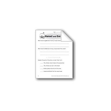 Evan-Moor Educational Publishers Hansel and Gretel Problem Solving Workbook, Grade 1 [eBook]