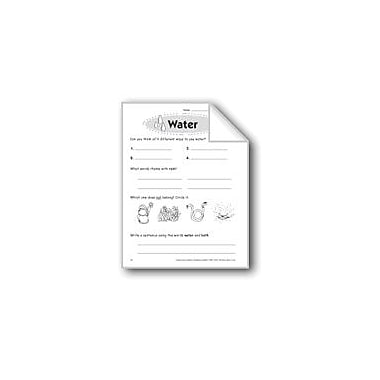 Evan-Moor Educational Publishers Water Problem Solving Workbook, Grade 1 [eBook]