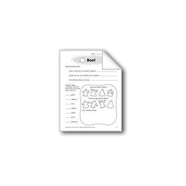 Evan-Moor Educational Publishers Boo! Problem Solving Workbook, Grade 2 [eBook]