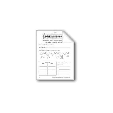 Evan-Moor Educational Publishers Sticks and Stones Problem Solving Workbook, Grade 2 [eBook]