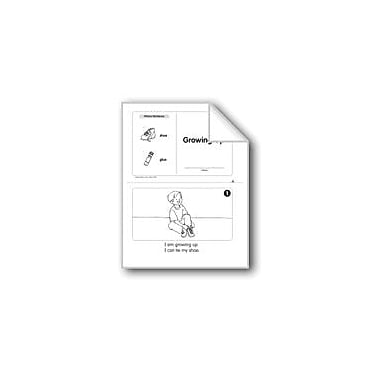 Evan-Moor Educational Publishers Growing Up (Level B) Language Arts Workbook, Kindergarten [eBook]