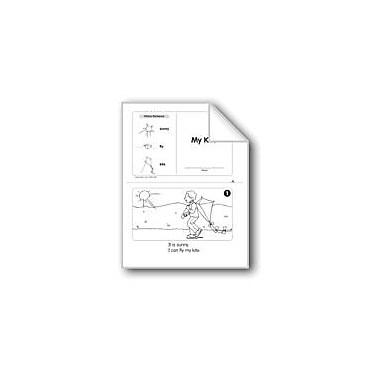 Evan-Moor Educational Publishers My Kite (Level C) Language Arts Workbook, Kindergarten [eBook]