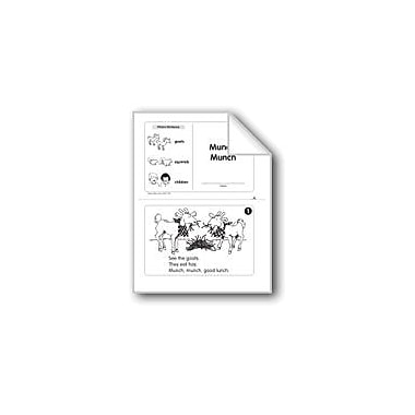 Evan-Moor Educational Publishers Munch, Munch (Level D) Language Arts Workbook, Grade 1 [eBook]