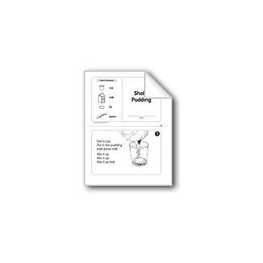 Evan-Moor Educational Publishers Shake Pudding (Level E) Language Arts Workbook, Grade 1 [eBook]