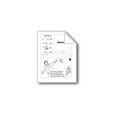 Evan-Moor Educational Publishers Moving Air (Level G) Language Arts Workbook, Grade 1 [eBook]