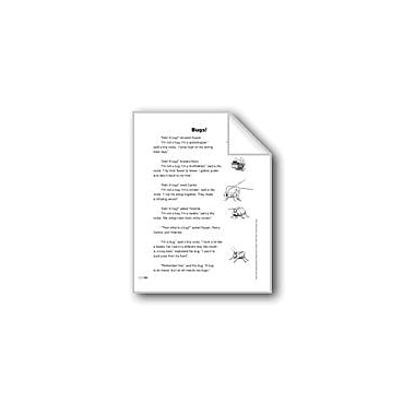 Evan-Moor Educational Publishers Bugs! (Lexile 380) Language Arts Workbook, Grade 2 [eBook]
