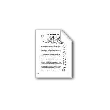 Evan-Moor Educational Publishers The Giant Carrot (Lexile 430) Language Arts Workbook, Grade 2 [eBook]
