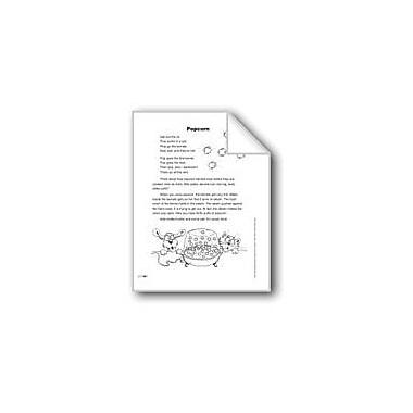 Evan-Moor Educational Publishers Popcorn (Lexile 420) Language Arts Workbook, Grade 2 [eBook]