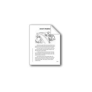 Evan-Moor Educational Publishers Jamal's Neighbors (Lexile 400) Language Arts Workbook, Grade 2 [eBook]