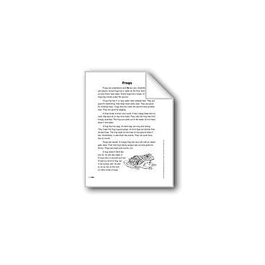Evan-Moor Educational Publishers Frogs (Lexile 480) Language Arts Workbook, Grade 2 [eBook]