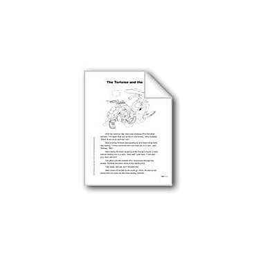 Evan-Moor Educational Publishers The Tortoise and the Hare (Lexile 660) Language Arts Workbook, Grade 3 [eBook]
