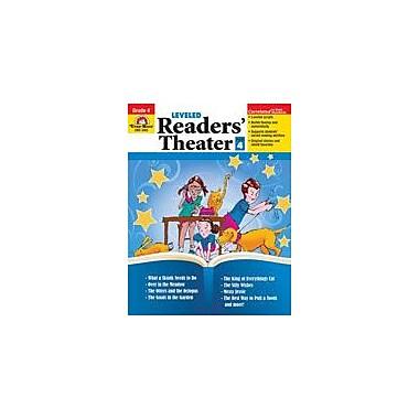 Evan-Moor Educational Publishers Leveled Readers' Theater Language Arts Workbook, Grade 4 [Enhanced eBook]