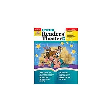 Evan-Moor Educational Publishers Leveled Readers' Theater Language Arts Workbook, Grade 6 [Enhanced eBook]