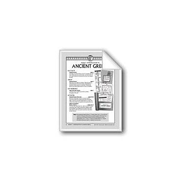 Evan-Moor Educational Publishers Ancient Greece: An Introduction (Pocket 1) Social Studies Workbook, Grade 4 - Grade 8 [eBook]