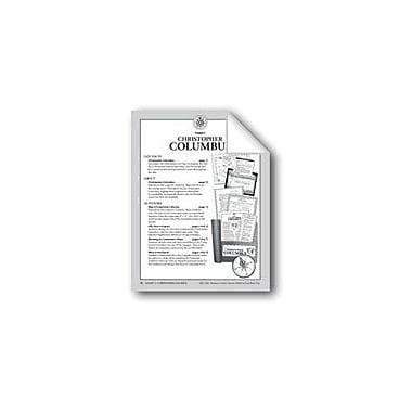 Evan-Moor Educational Publishers Explorers: Christopher Columbus (Pocket 2) Social Studies Workbook, Grade 4 - Grade 8 [eBook]
