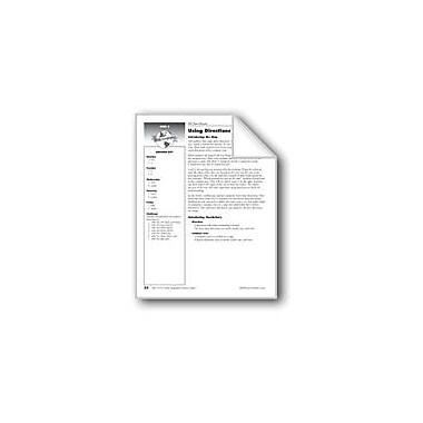 Evan-Moor Educational Publishers Using Directions Social Studies Workbook, Grade 1 [eBook]