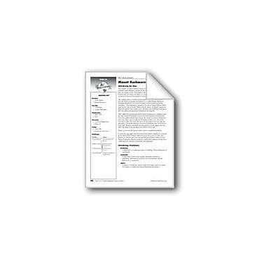 Evan-Moor Educational Publishers Mount Rushmore (South Dakota) Social Studies Workbook, Grade 2 [eBook]