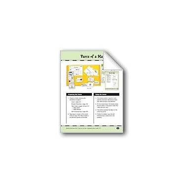 Evan-Moor Educational Publishers Parts of A Map Social Studies Workbook, Grade 4 - Grade 5 [eBook]