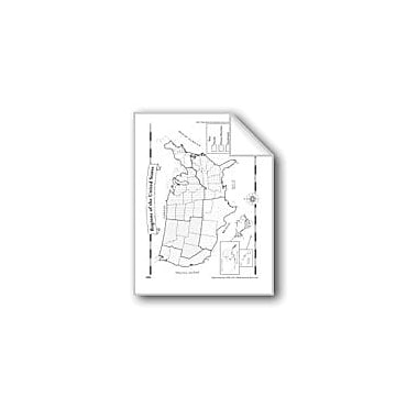 Evan-Moor Educational Publishers Regions of the United States (Maps & Questions) Workbook, Grade 1 - Grade 6 [eBook]
