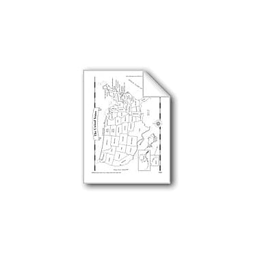 Evan-Moor Educational Publishers The United States (Maps & State Capitals) Social Studies Workbook, Grade 1 - Grade 6 [eBook]