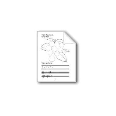 Evan-Moor Educational Publishers Connect the Dots: G, H ,I, J, K, L Computers Workbook, Preschool - Kindergarten [eBook]