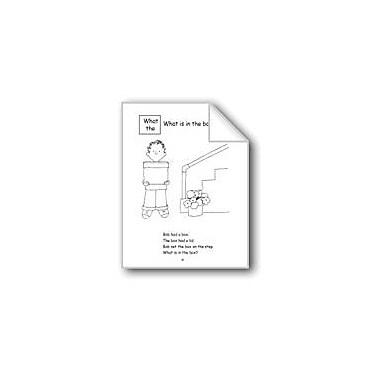Evan-Moor Educational Publishers Short Vowels: What Is In the Box? Computers Workbook, Grade 1 - Grade 2 [eBook]