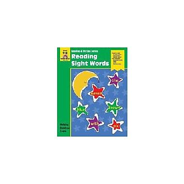 Evan-Moor Educational Publishers Reading Sight Vowels Language Arts Workbook, Grade 1 - Grade 2 [Enhanced eBook]