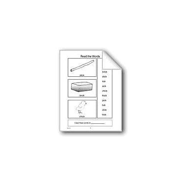 Evan-Moor Educational Publishers Word Families: -Ick Computers Workbook, Grade 1 - Grade 3 [eBook]