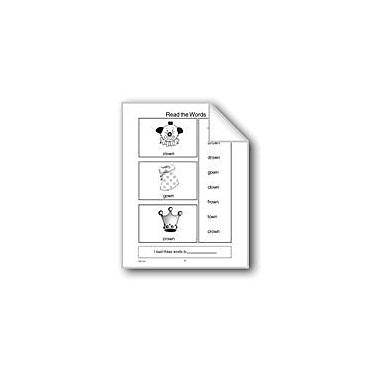 Evan-Moor Educational Publishers Word Families: -Own Computers Workbook, Grade 1 - Grade 3 [eBook]