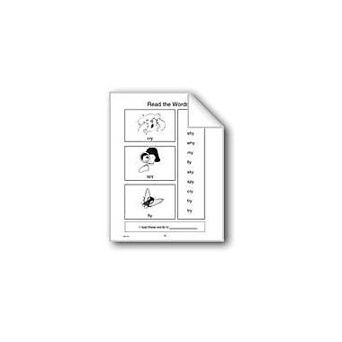 Evan-Moor Educational Publishers Word Families: -Y Computers Workbook, Grade 1 - Grade 3 [eBook]