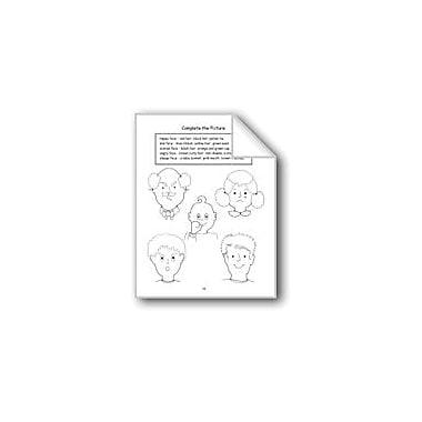 Evan-Moor Educational Publishers Complete the Picture Computers Workbook, Kindergarten - Grade 1 [eBook]