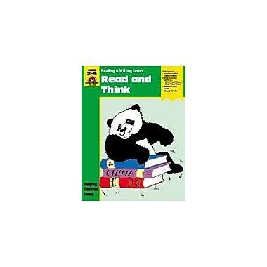 Evan-Moor Educational Publishers Read and Think Language Arts Workbook, Grade 3 - Grade 4 [Enhanced eBook]