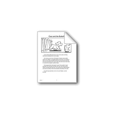 Evan-Moor Educational Publishers Coco and the Butterfly Computers Workbook, Grade 4 - Grade 6 [eBook]