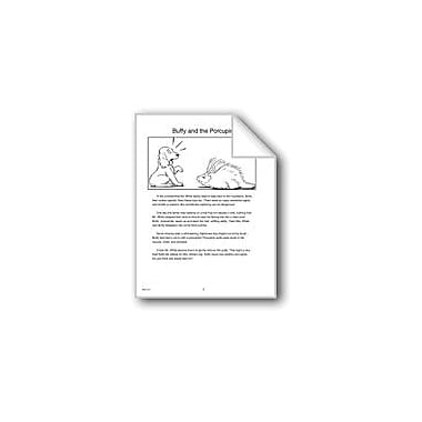 Evan-Moor Educational Publishers Buffy and the Porcupine Computers Workbook, Grade 4 - Grade 6 [eBook]