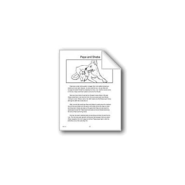 Evan-Moor Educational Publishers Pepe and Sheba Computers Workbook, Grade 4 - Grade 6 [eBook]