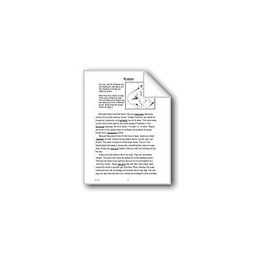 Evan-Moor Educational Publishers Koalas and Columbus Computers Workbook, Grade 4 - Grade 6 [eBook]