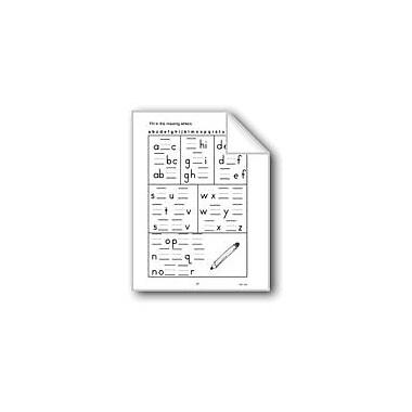 Evan-Moor Educational Publishers Alphabetical Order Computers Workbook, Grade 1 - Grade 2 [eBook]