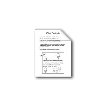 Evan-Moor Educational Publishers Writing Paragraphs Computers Workbook, Grade 2 - Grade 4 [eBook]