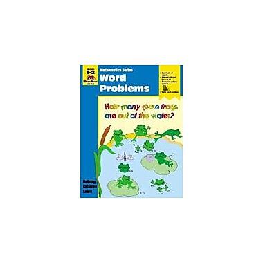 Evan-Moor Educational Publishers Word Problems Math Workbook, Grade 1 - Grade 2 [Enhanced eBook]
