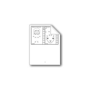 Evan-Moor Educational Publishers Counting Patterns Computers Workbook, Grade 1 - Grade 2 [eBook]