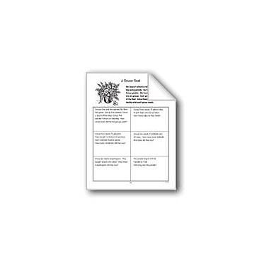Evan-Moor Educational Publishers Solving Word Problems: A Flower Float Math Workbook, Grade 3 - Grade 5 [eBook]