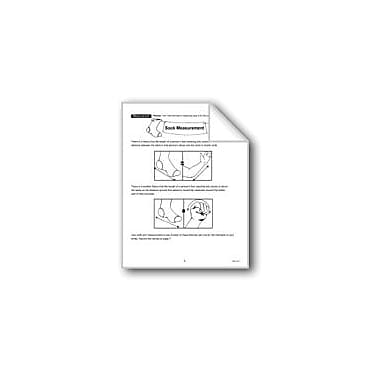 Evan-Moor Educational Publishers Sock Measurement Computers Workbook, Grade 3 - Grade 5 [eBook]