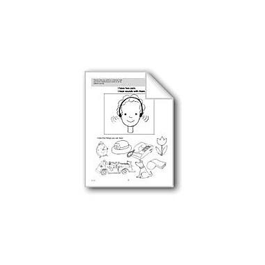 Evan-Moor Educational Publishers My Five Senses Science Workbook, Preschool - Grade 1 [eBook]