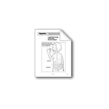 Evan-Moor Educational Publishers Digestion and the Food Pyramid Science Workbook, Preschool - Grade 1 [eBook]